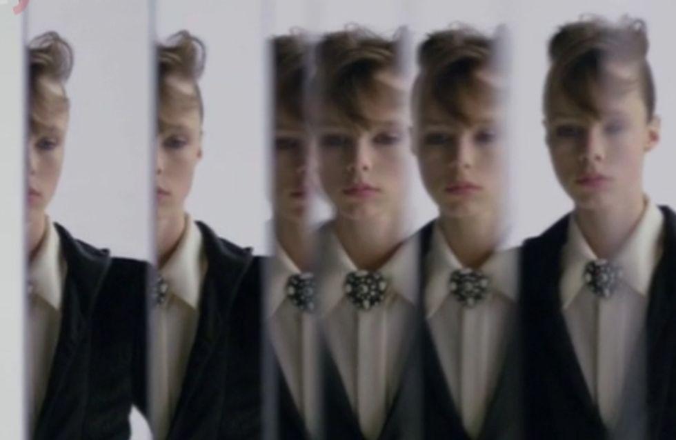Chanel : Découvrez la nouvelle égérie de la marque (Vidéo)