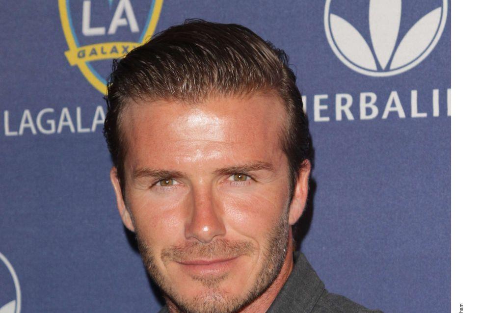 David Beckham : J'adore mordiller les cuisses de Harper