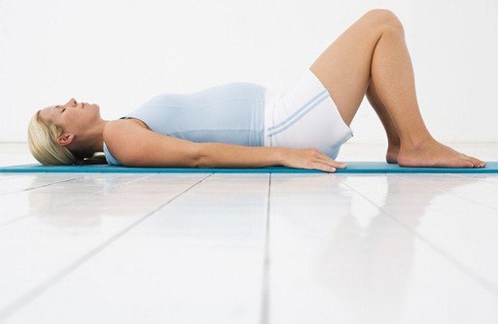 Grossesse : Le yoga contre la dépression