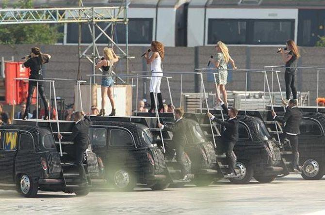 Les Spice Girls clôtureront la cérémonie des Jeux Olympiques