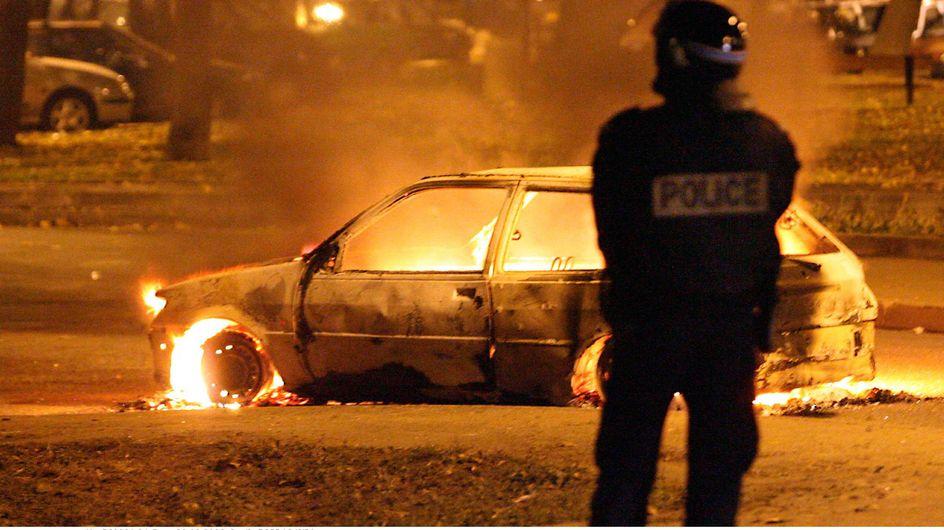 Amiens : Nuit de violences suite à un contrôle d'identité
