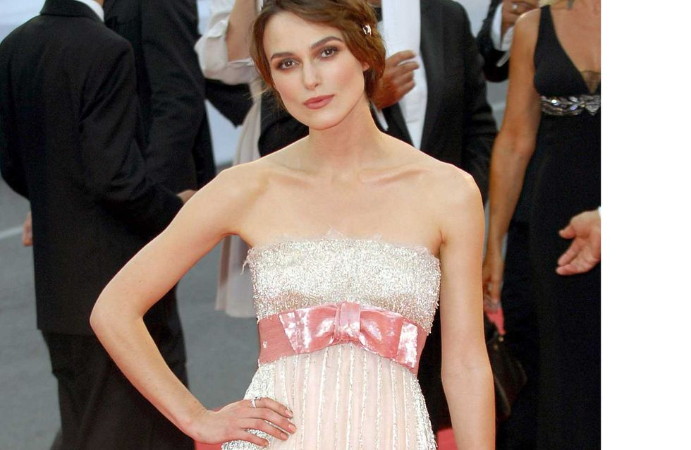 Keira Knightley : Quelle robe de mariée choisira-t-elle ? (Photos)
