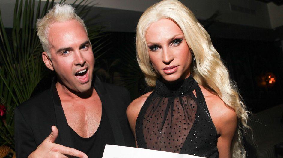 Barbie : Le couple The Blonds la rhabille