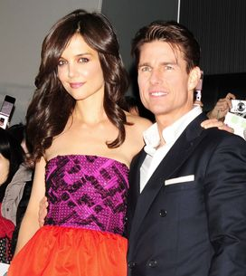 Katie Holmes et Tom Cruise : Ensemble pour Suri Cruise