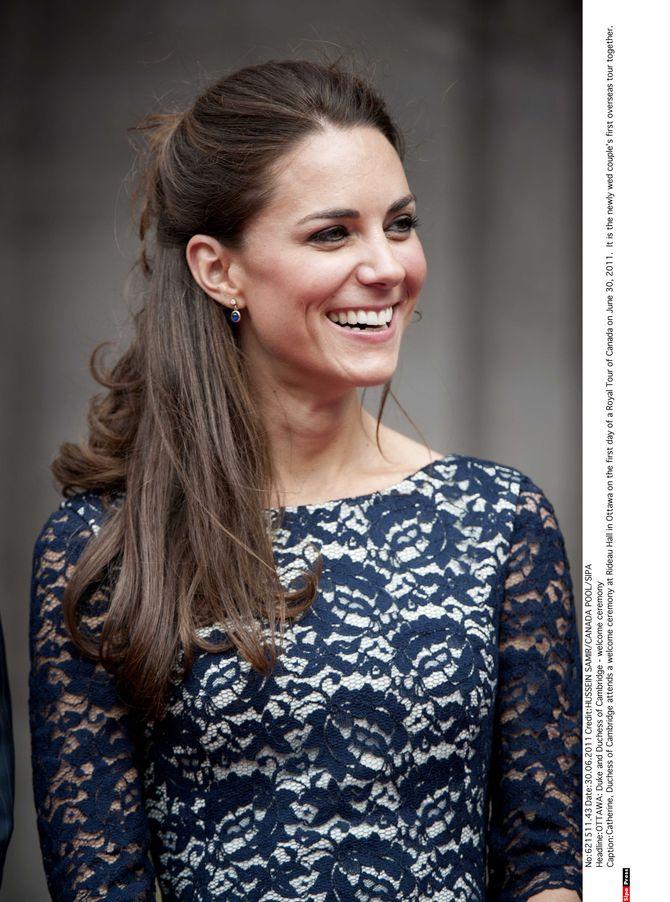 Kate Middleton toujours radieuse a un budget de 30 000 euros par an pour se faire belle