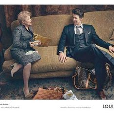 Louis Vuitton : Le nageur Michael Phelps comme ambassadeur (Photos)