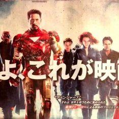 The Avengers : Le film crée la polémique au Japon (Photos)