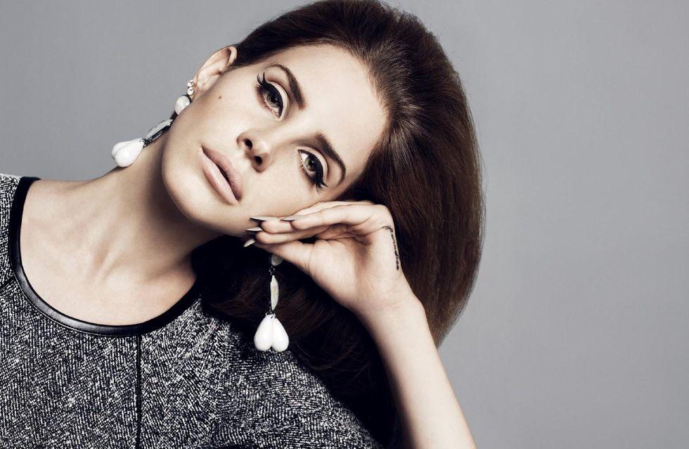 Lana Del Rey : Découvrez la collection H&M automne-hiver (Photos)