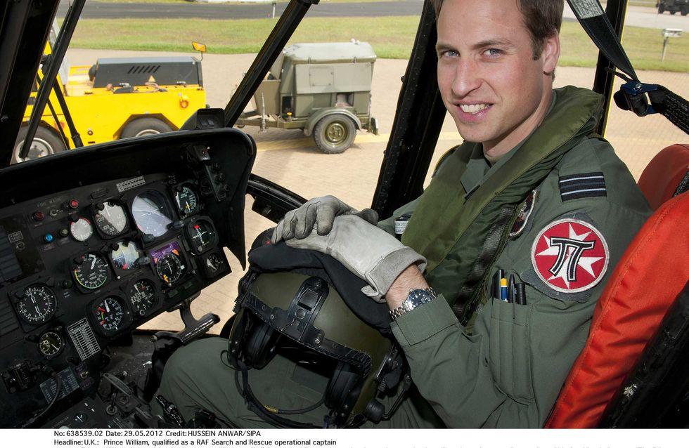 Prince William : Il sauve deux adolescentes de la noyade