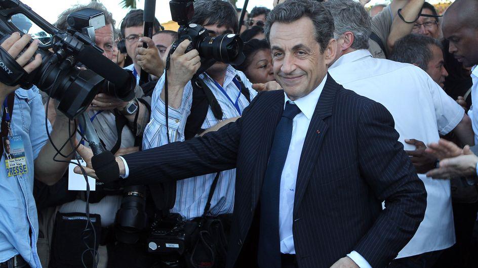 Nicolas Sarkozy : Futur candidat à la présidentielle de 2017 ?