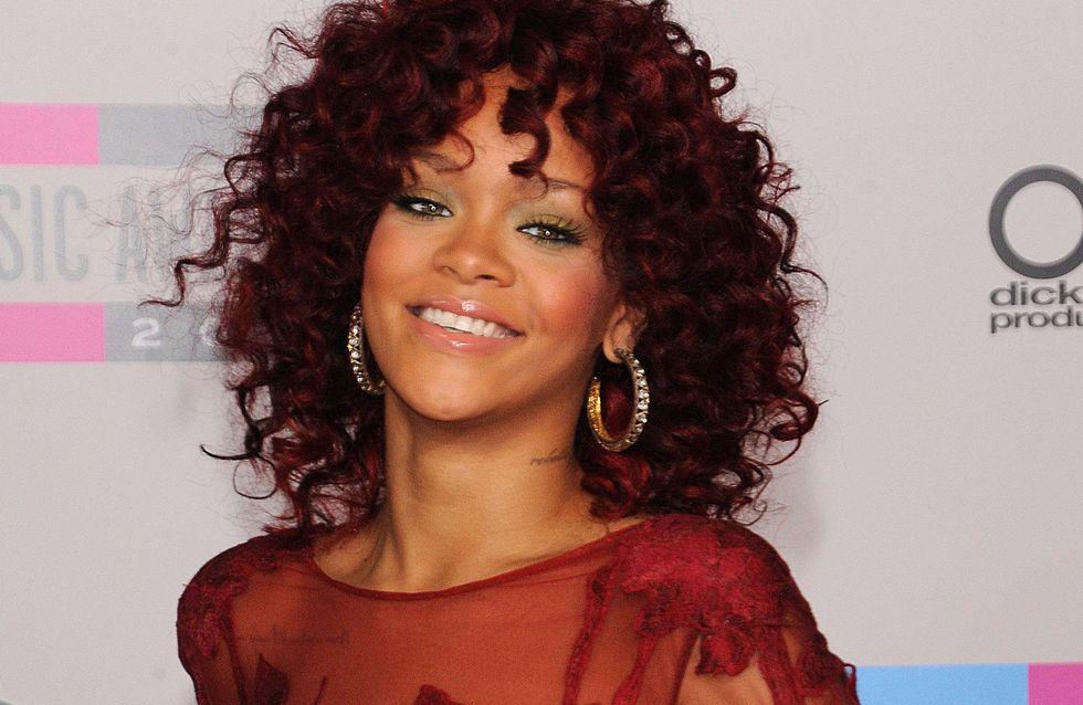 Rihanna : Elle n'est pas toujours glamour !