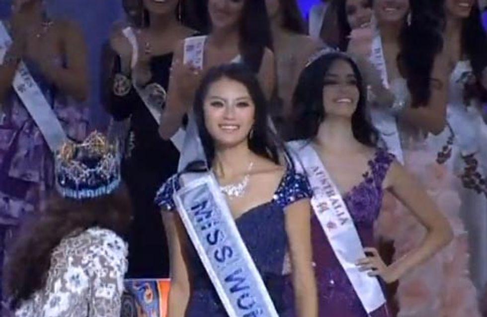 Miss Monde : Découvrez la plus belle femme du monde ! (Vidéo)