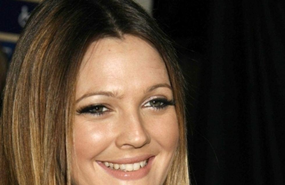 Drew Barrymore enceinte : C'est quoi ce look ?