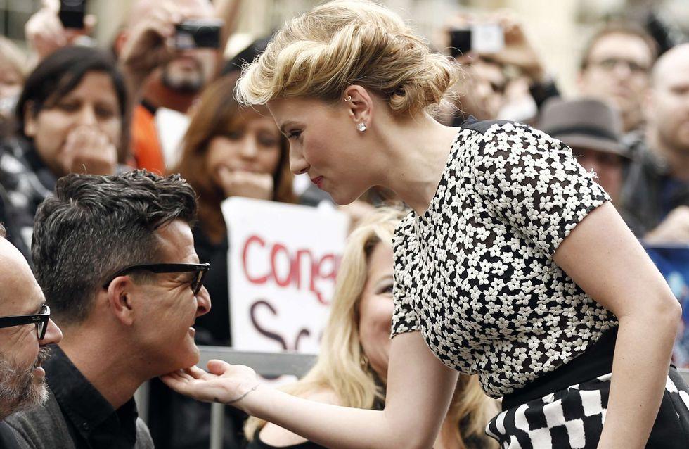 Scarlett Johansson : Ses vacances parisiennes avec Nate Naylor