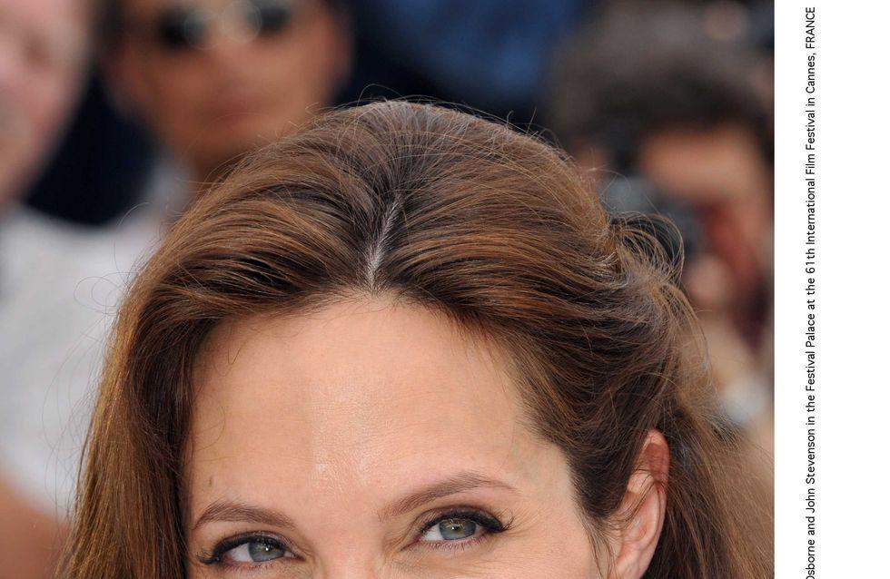 Angelina Jolie : Ses ex invités au mariage !