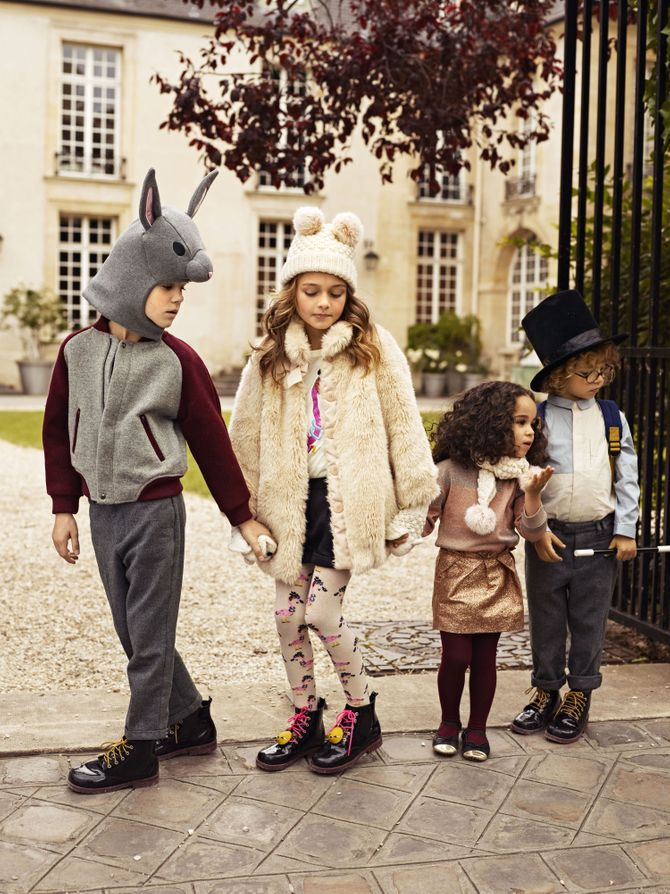 H&M : Collection enfant pour l'Unicef