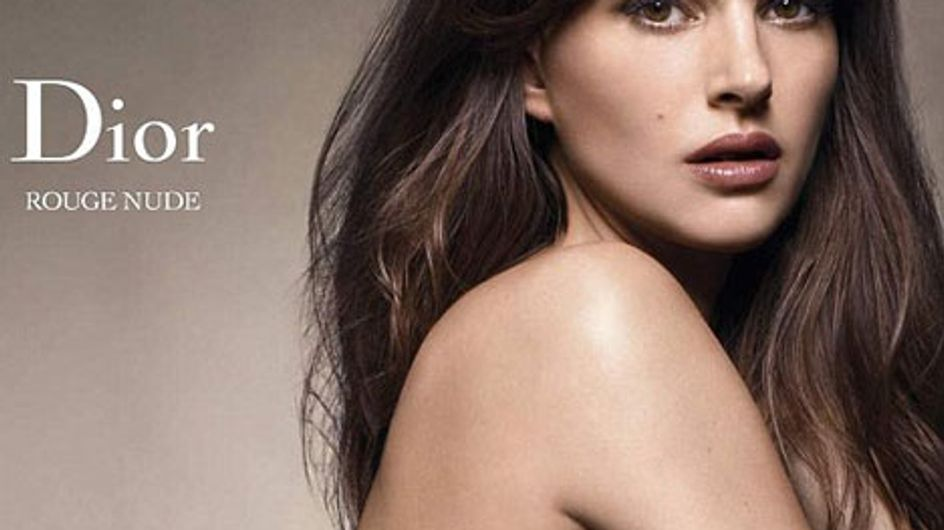 Natalie Portman : Elle pose nue pour Dior (Photos)