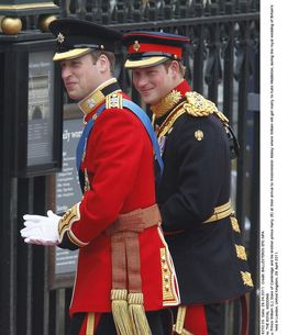 Prince William : Sa réaction aux photos du Prince Harry nu