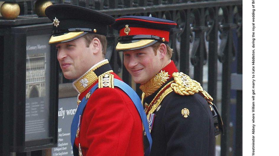 Prince William : Sa réaction aux photos du Prince Harry nu