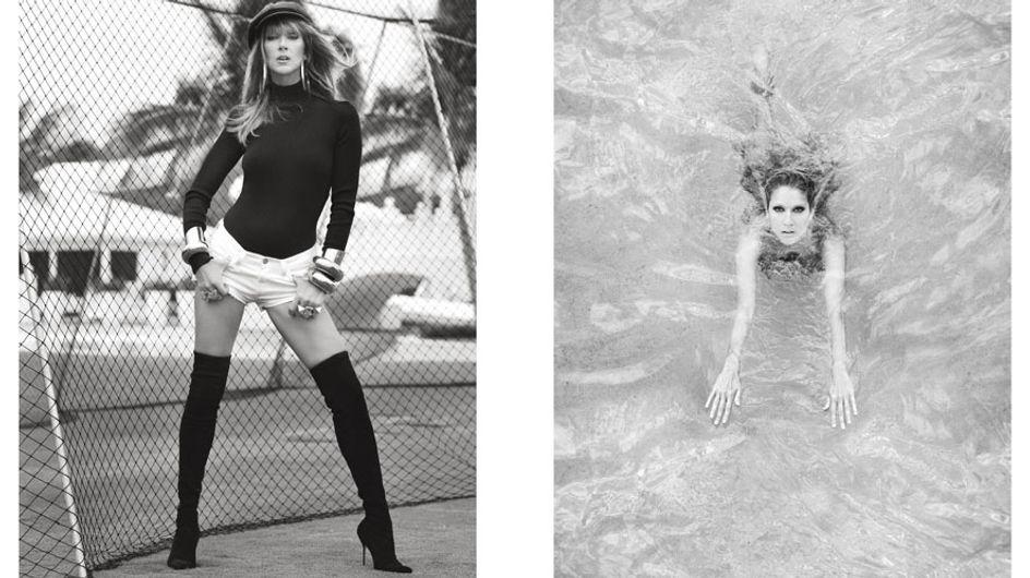 Céline Dion : Sexy et topless pour V Magazine ! (Photos)