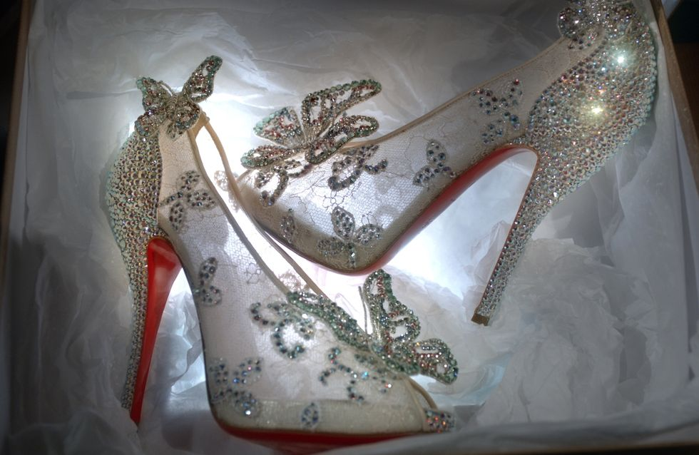 Christian Louboutin : Un concours pour chausser les pantoufles de Cendrillon !