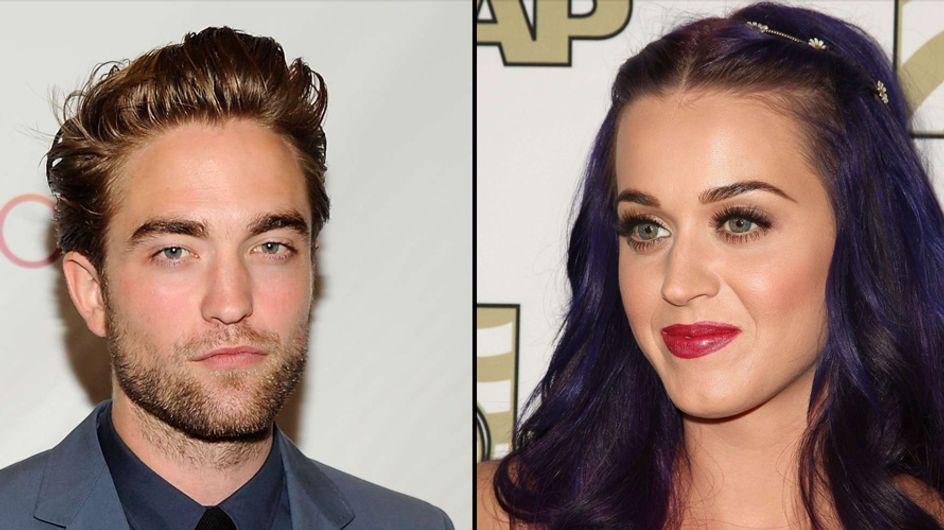 Robert Pattinson : Un dîner en tête-à-tête avec Katy Perry