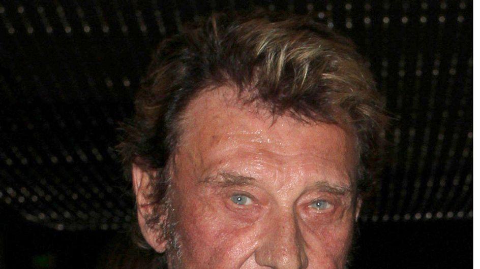Johnny Hallyday hospitalisé : Son fils David donne des nouvelles