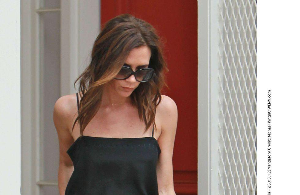 Victoria Beckham : Dévastée à cause des rumeurs d'infidélité de David Beckham