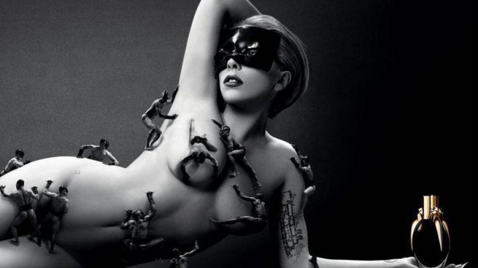 Lady Gaga : Deux nouveaux teasers pour son parfum FAME (Vidéo)