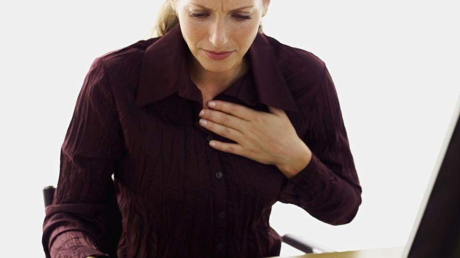 Les infarctus diminuent mais le risque reste accru pour les femmes