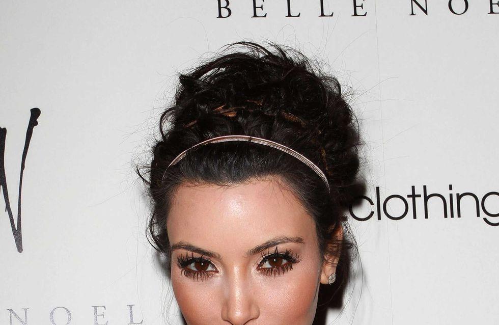Kim Kardashian : Elle a déjà trouvé sa robe de mariée ! (Photos)