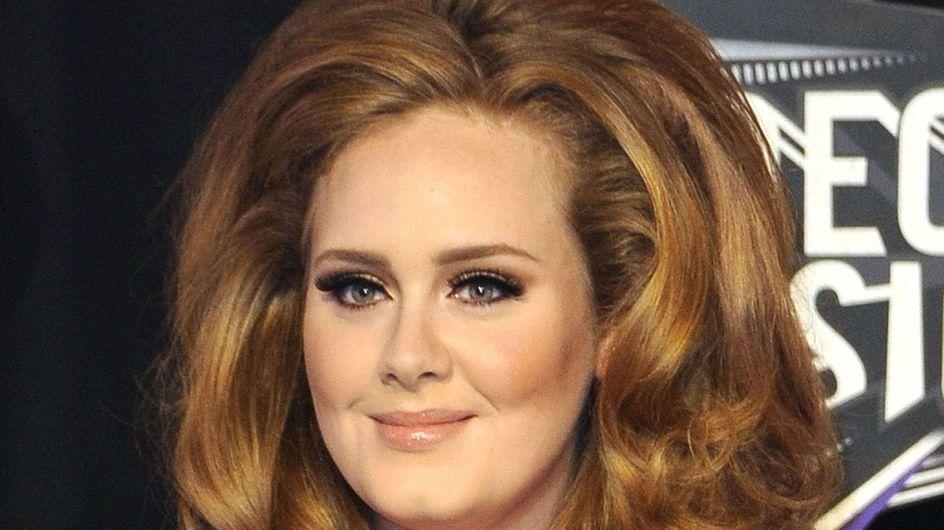 Adele mariée en secret ?