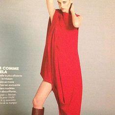 H&M : Une première robe de la collection capsule maison Martin Margiela dévoilée ! (Photos)