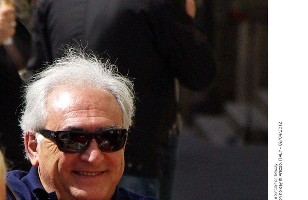 Dominique Strauss-Kahn : Chahuté par un journaliste en Corse