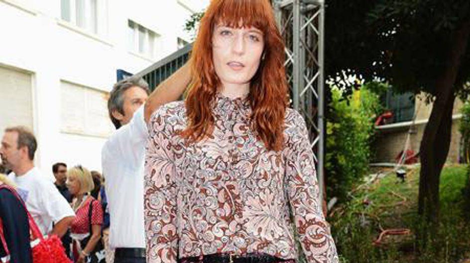 Florence and the Machine : Le pire look de la semaine ! (Photos)