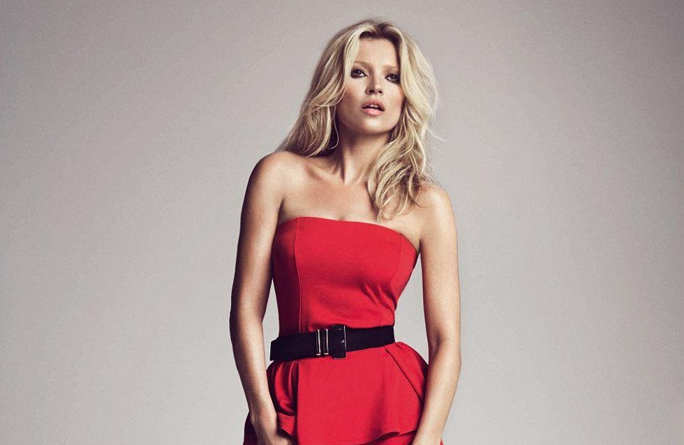 Kate Moss : Découvrez toutes les photos de la nouvelle campagne Mango ! (Photos)