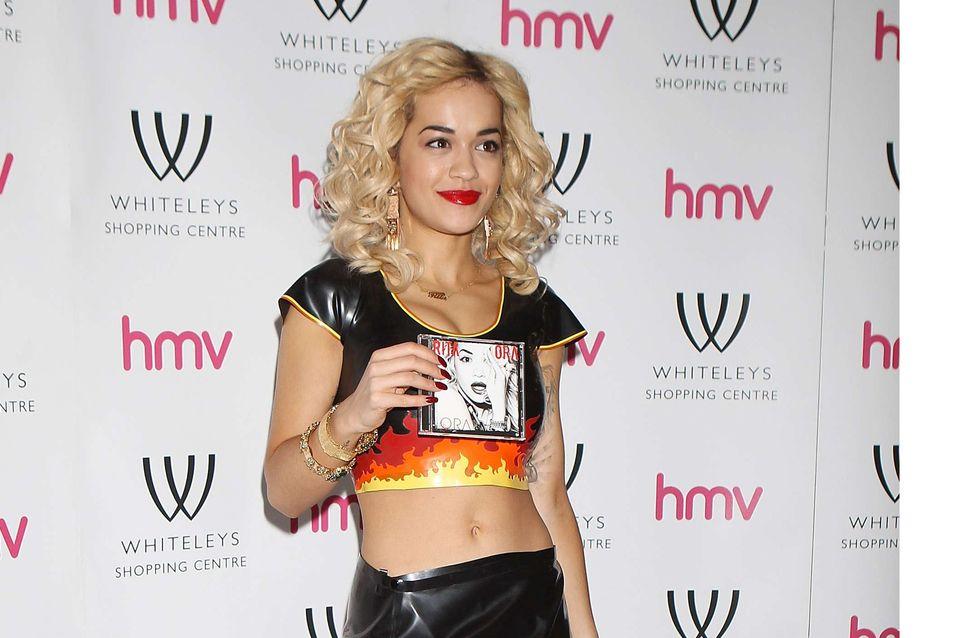 L'horreur mode de Rita Ora (Photos)