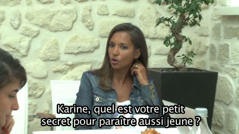 Karine Le Marchand : Ses astuces beauté (Vidéo)