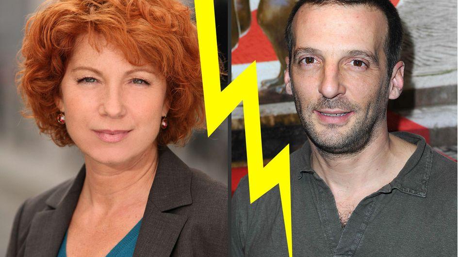 Mathieu Kassovitz et Véronique Genest : La guerre est déclarée !