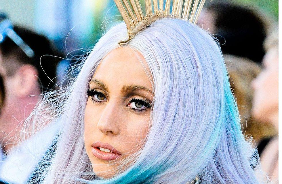 Lady Gaga : Découvrez son nouveau tatouage (Photos)