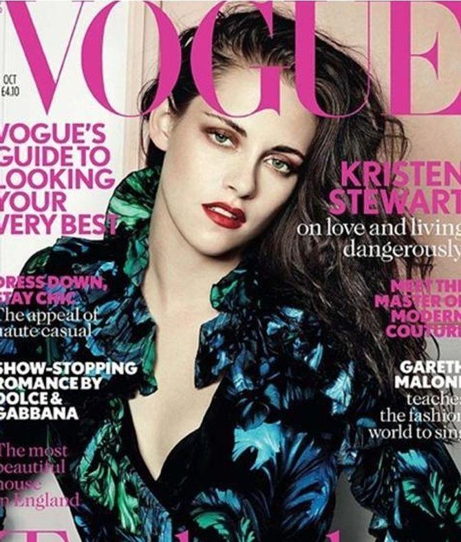 Kristen Stewart Vogue
