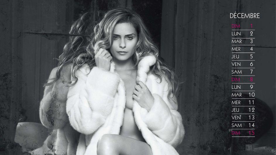 Clara Morgane : Découvrez les premières images sexy de son calendrier 2013 (Photos)