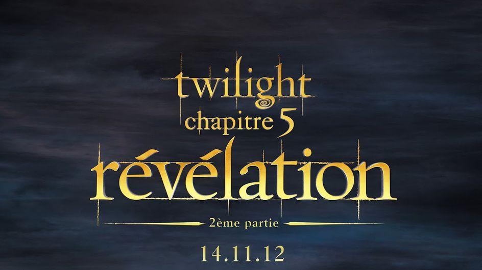 Twilight : Découvrez le nouveau teaser de Révélation 2e partie (Vidéo)