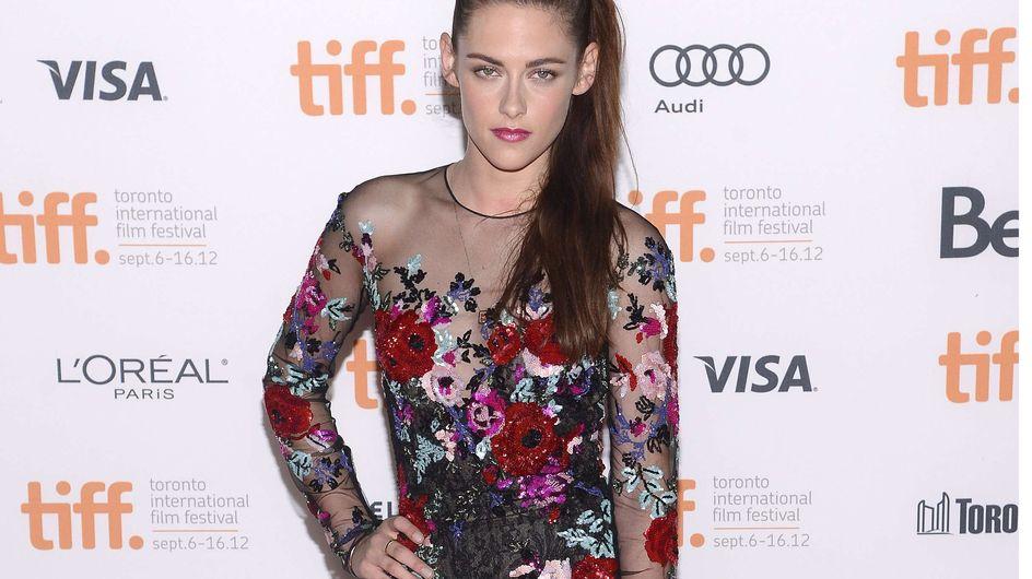 Kristen Stewart : Retour remarqué mais tenue loupée (Photos)
