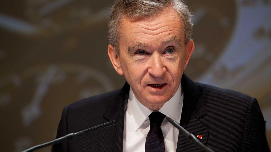 Bernard Arnault : La première fortune de France bientôt en Belgique ?