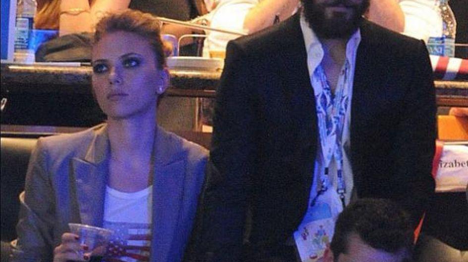 Scarlett Johansson : De nouveau en couple avec Jared Leto ? (Photos)