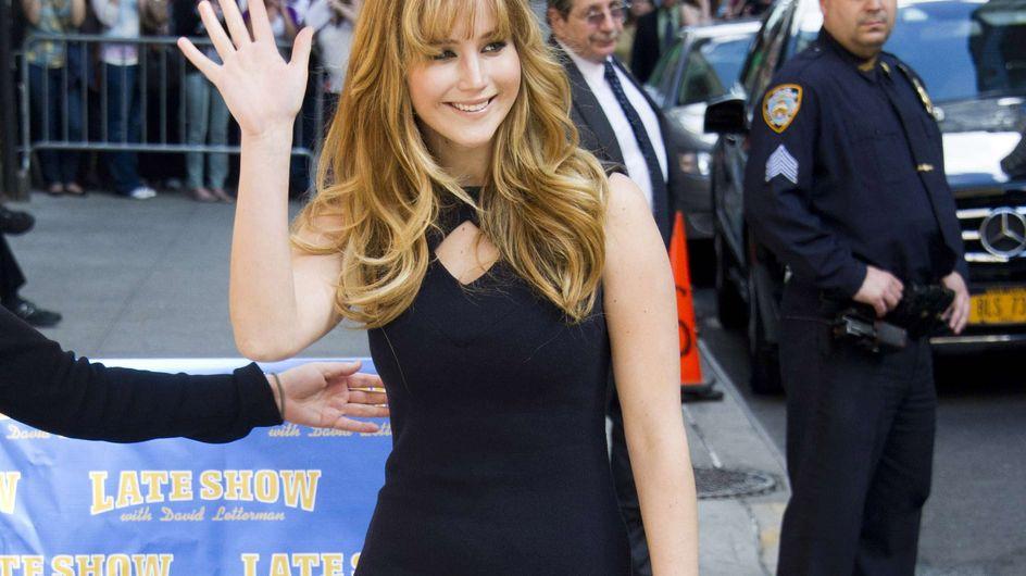 Jennifer Lawrence : Sa tenue est un vrai massacre !