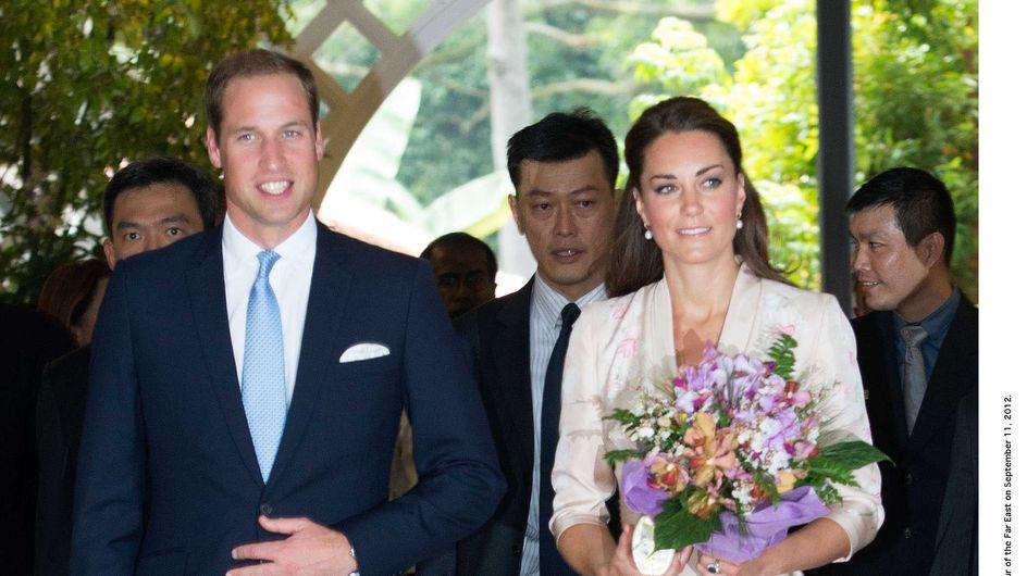 Kate Middleton : Un kimono qui veut dire beaucoup