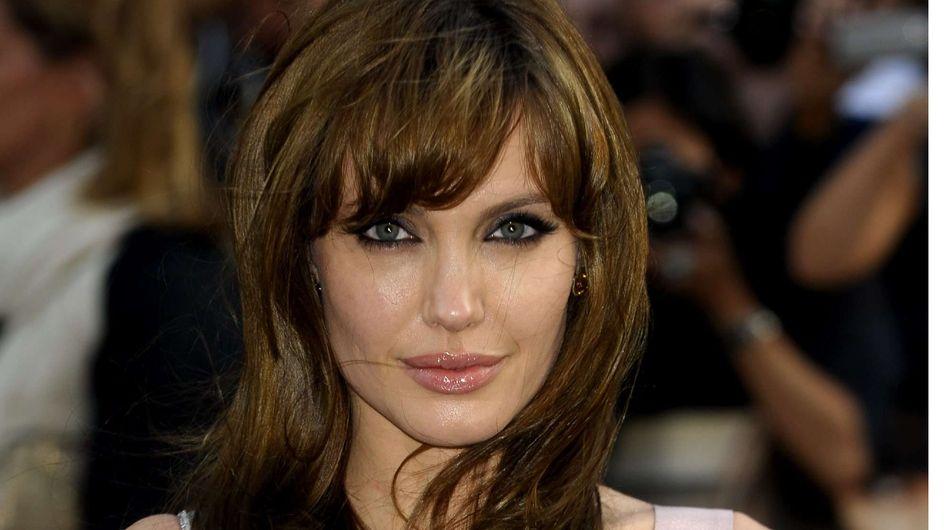 Angelina Jolie : En larmes après sa visite en Jordanie