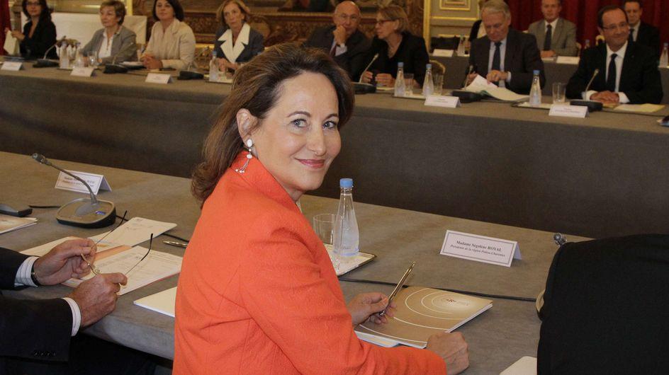Ségolène Royal : Un déjeuner avec François Hollande qui la rend heureuse